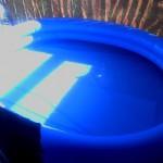 Pool auf Balkon